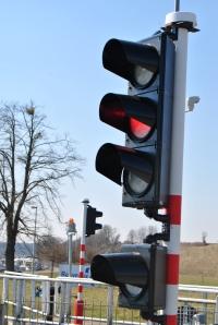 ... et les feux de signalisation (photo: MBe)