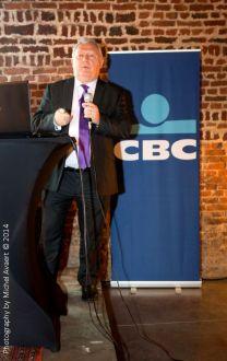 Luc JADOUL, responsable du Centre de Compétences Aides Publiques de la CBC