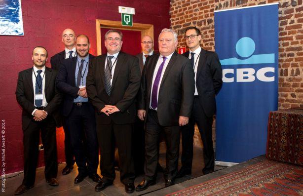 L'équipe de la CBC, à la disposition des PME/TPE