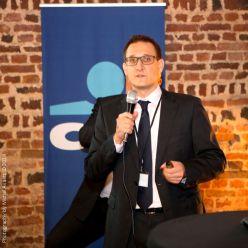 Stefan DERVAL, Directeur de l'Espace Financier du Centre de la CBC