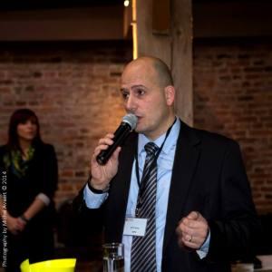 Bruno Sita, administrateur et directeur commercial SITA S.C.R.L.