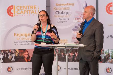 Alexandra Dupont, Event Manager - Hainaut Développement