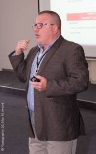 Jean-Claude Dormont, directeur général CHU Tivoli
