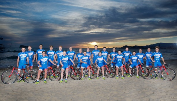 Official 2015 Wanty - Groupe Gobert team photo