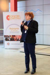 Annie CORNET, experte en diversité